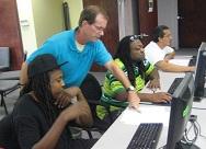 volunteer computer class