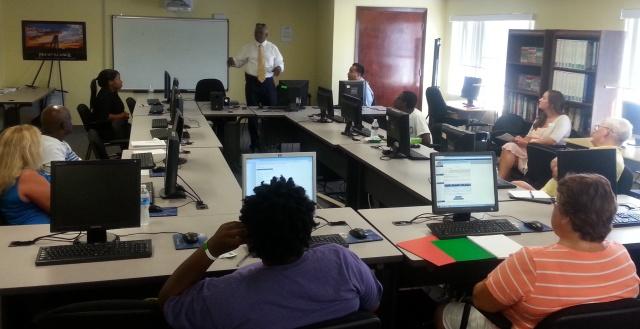 guest speaker volunteer employment class